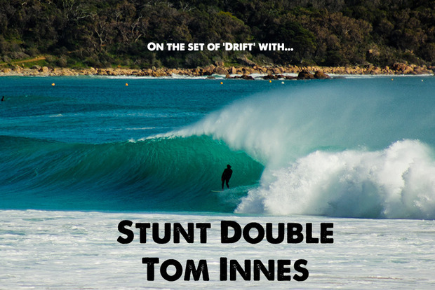 The Surfing Stunt Double: Tom Innes